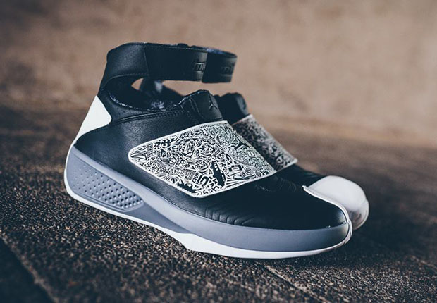 The Air Jordan 20 Retro Cool Grey Releases On June 6th